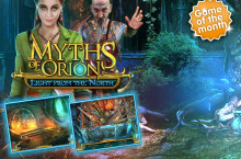 Ons eerste Spel van de Maand: Myths of Orion – Light from the North!
