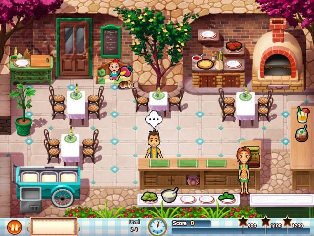 Restaurant 2 - Het terras
