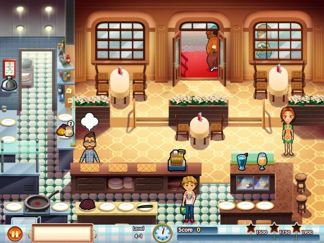 Restaurant 4 - Wu's keuken