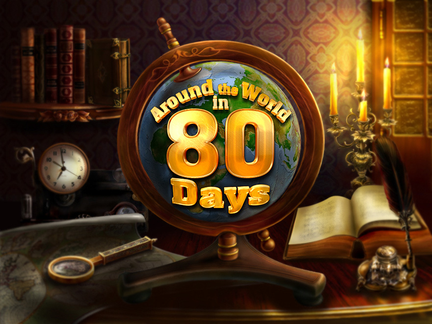 Around the World in 80 Days Walkthrough