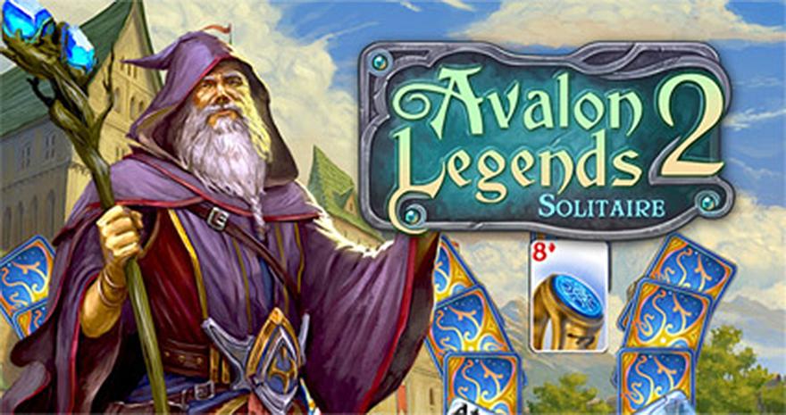 Avalon Legends Solitaire 2 Walkthrough