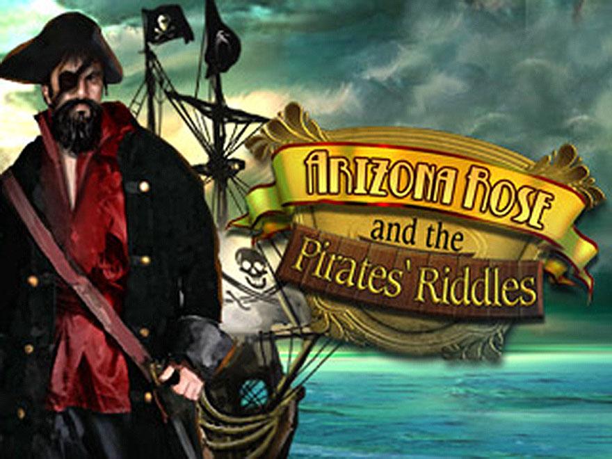 Arizona Rose and the Pirates' Riddles Walkthrough