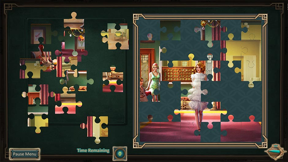 Zapplin Time! The Roaring Twenties - Jigsaw Puzzle Mode