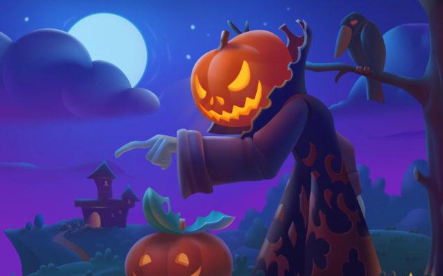 Vier Halloween met deze 5 griezelige spellen!