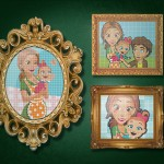 Challenge yourself with these 3 Delicious Cross Stitch Patterns