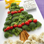 How to make a healthy Christmas snack