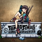 10 Fierce Female Game Characters that'll Blow your Mind
