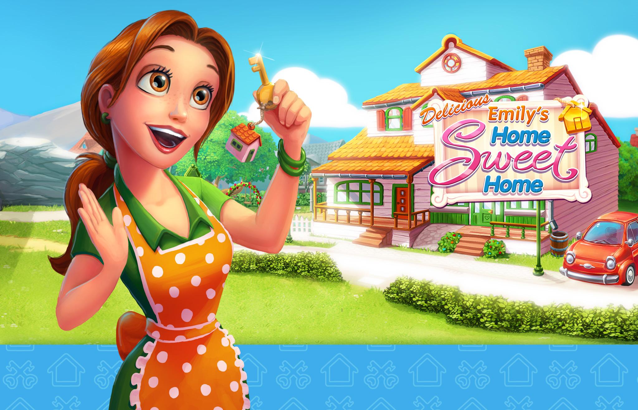 Delicious – Emily's Home Sweet Home Walkthrough