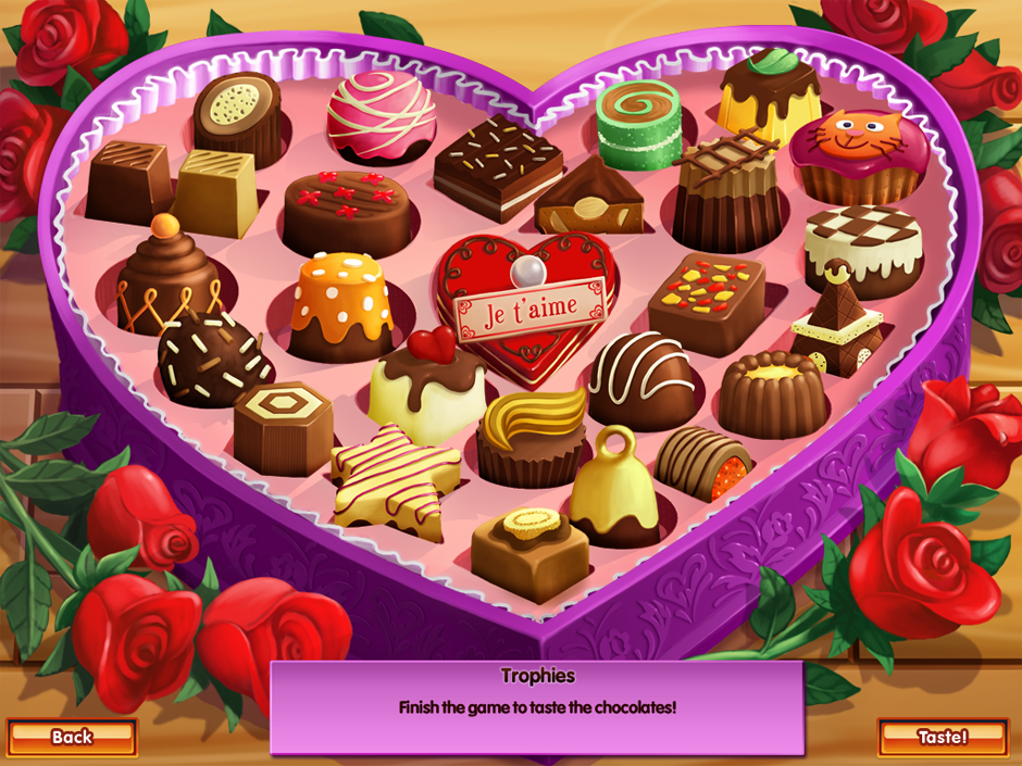 Trophies - Delicious Emily's True Love