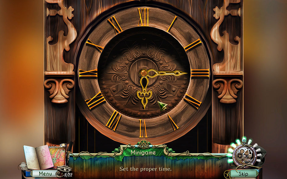 Dreamatorium Dr Magnus 2 Clock Minigame Time Set Solution