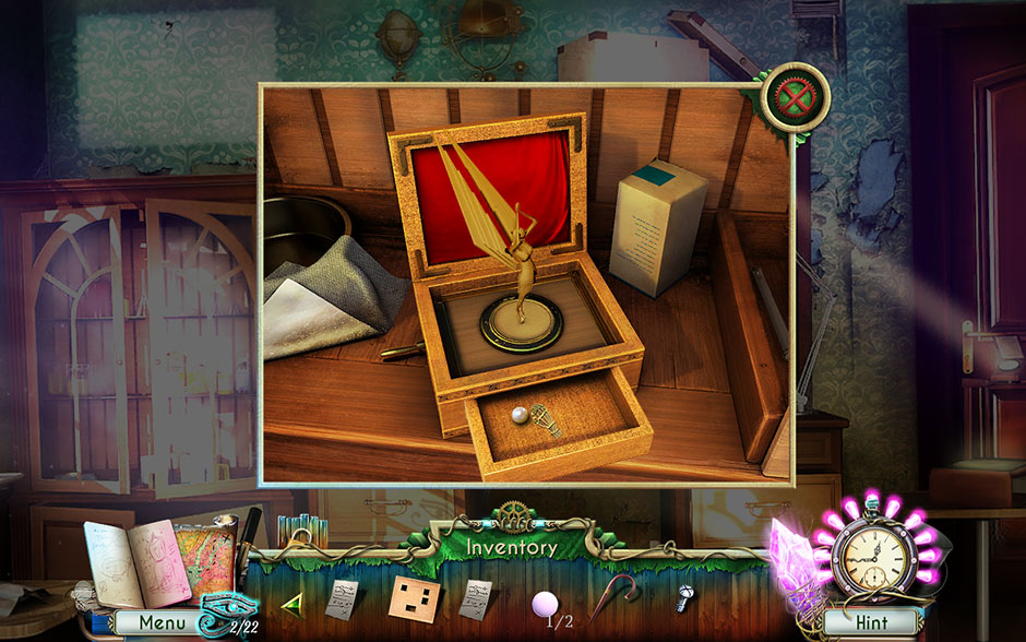 Dreamatorium Dr Magnus 2 Music Box Pearl 2 of 2 Location