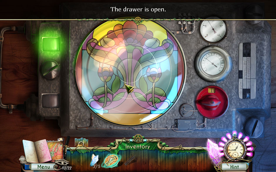 Dreamatorium Dr Magnus 2 Ring Rotation Puzzle Solution