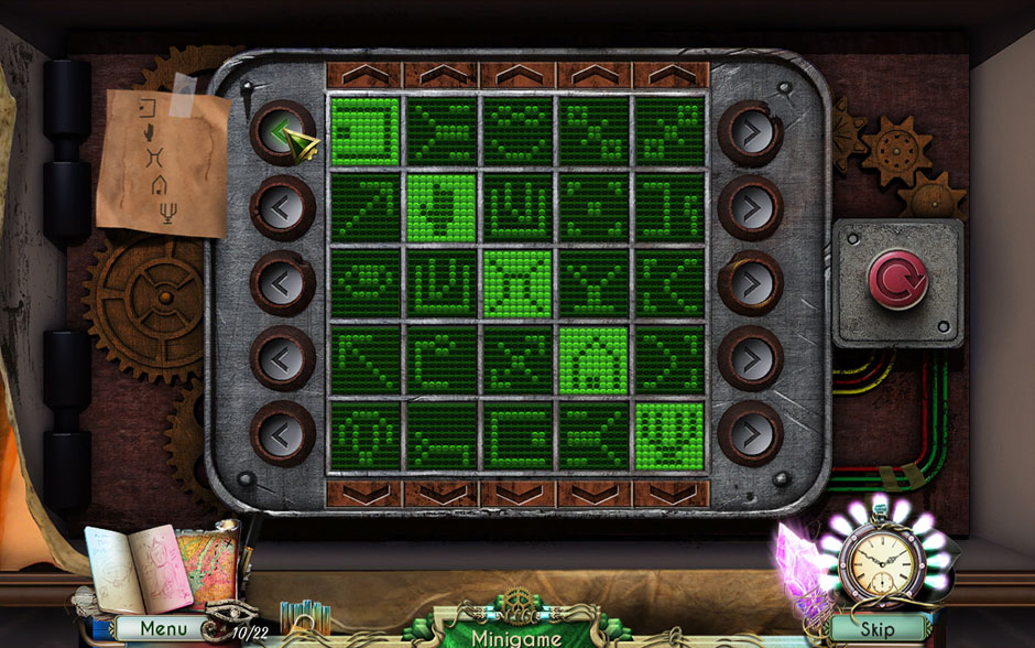 Dreamatorium Dr Magnus 2 Square Tile Minigame Solution