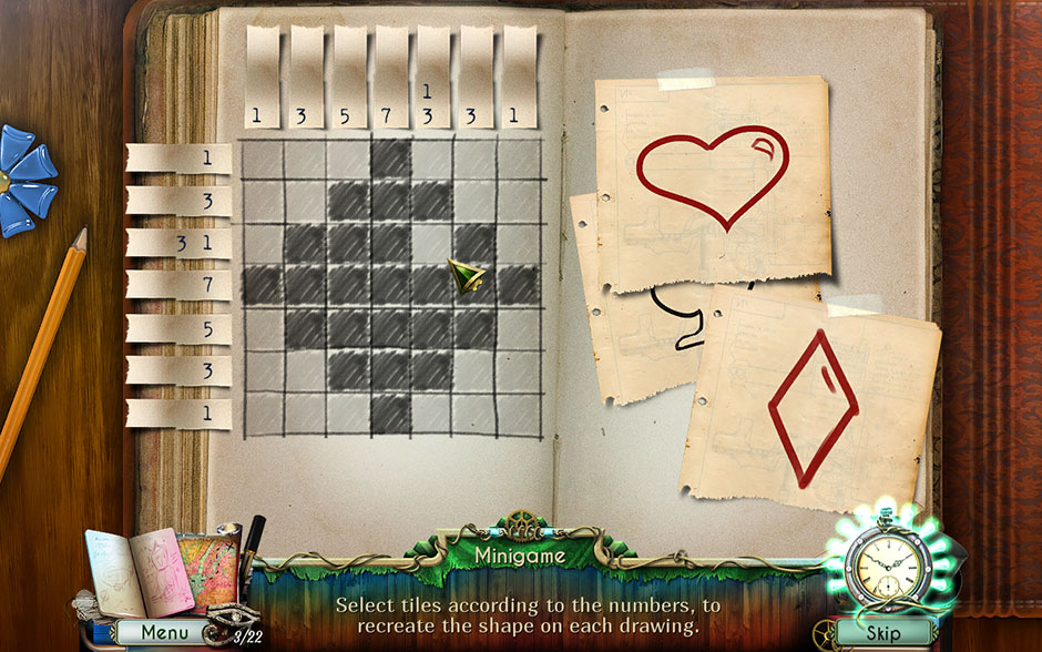 Dreamatorium Dr Magnus 2 Tile Minigame Diamond Solution