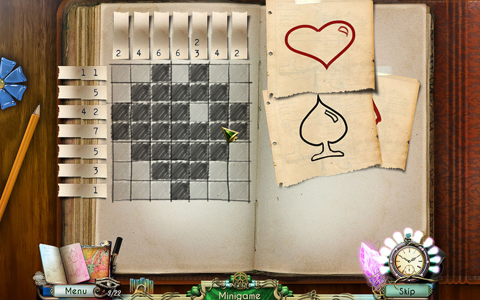 Dreamatorium Dr Magnus 2 Tile Minigame Heart Solution