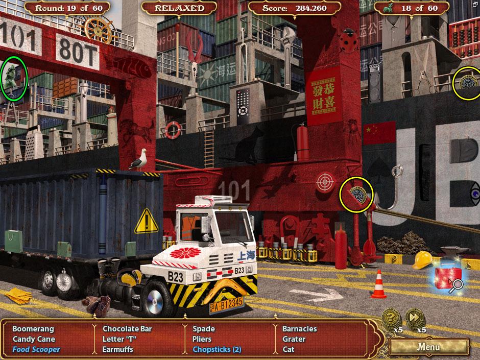 Big City Adventure Shanghai Round 19