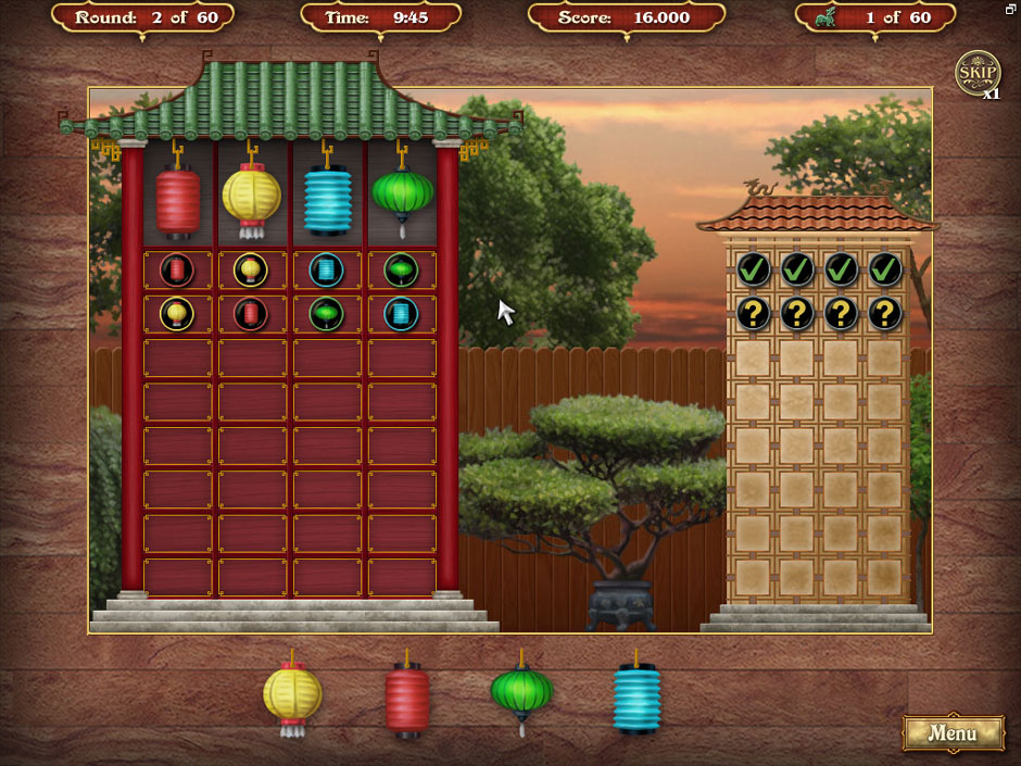 Big City Adventure Shanghai Round 2 Lantern Puzzle Solution