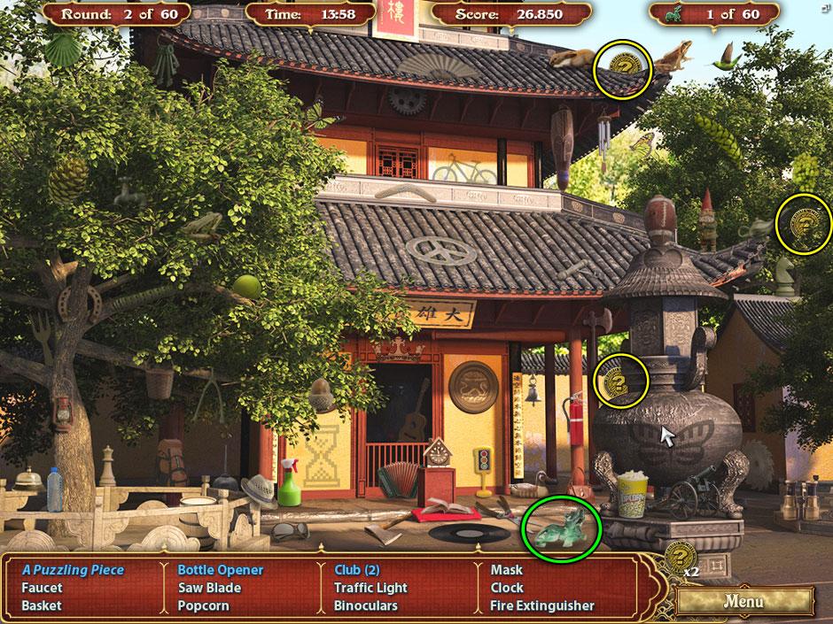 Big City Adventure Shanghai Round 2