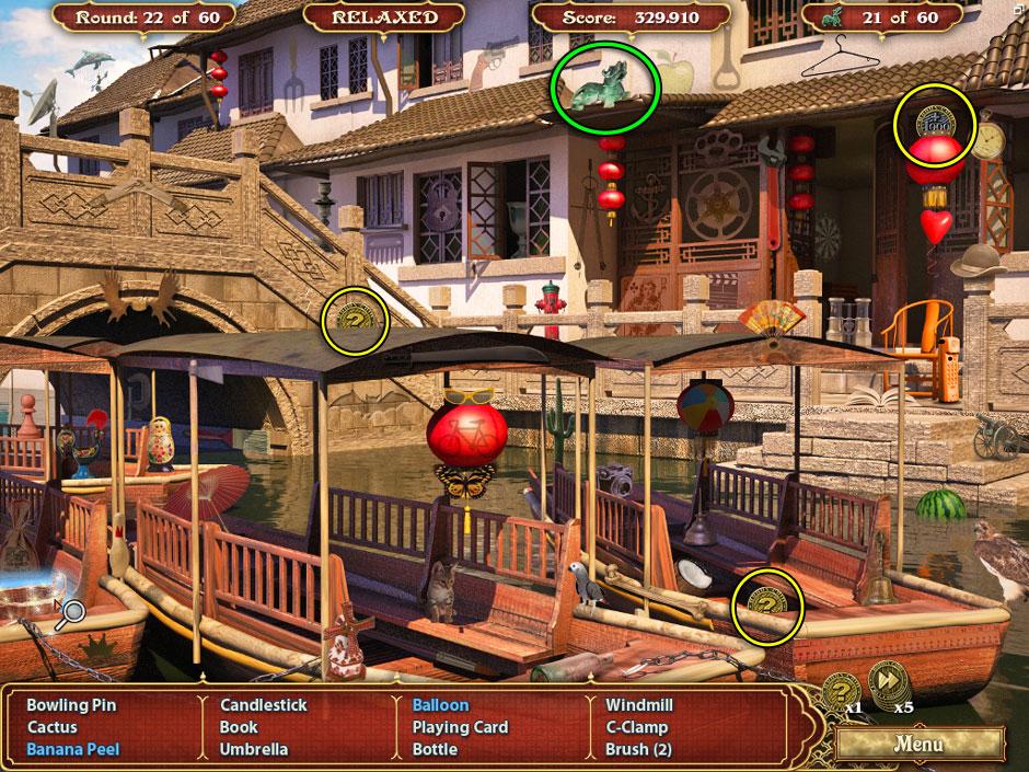Big City Adventure Shanghai Round 22