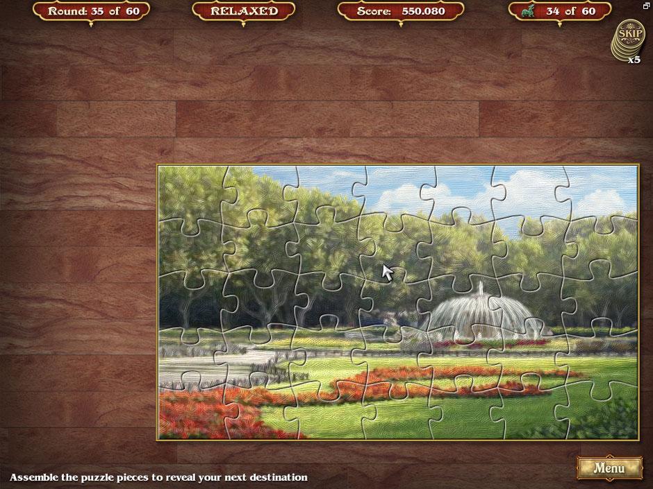 Big City Adventure Shanghai Round 35 Jigsaw Puzzle Solution
