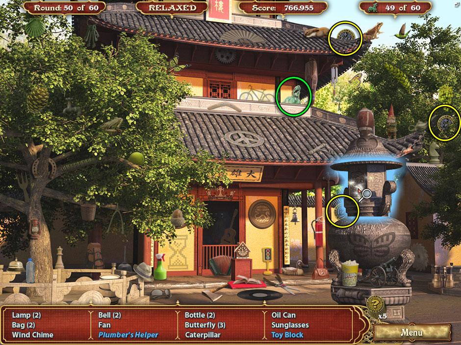 Big City Adventure Shanghai Round 50