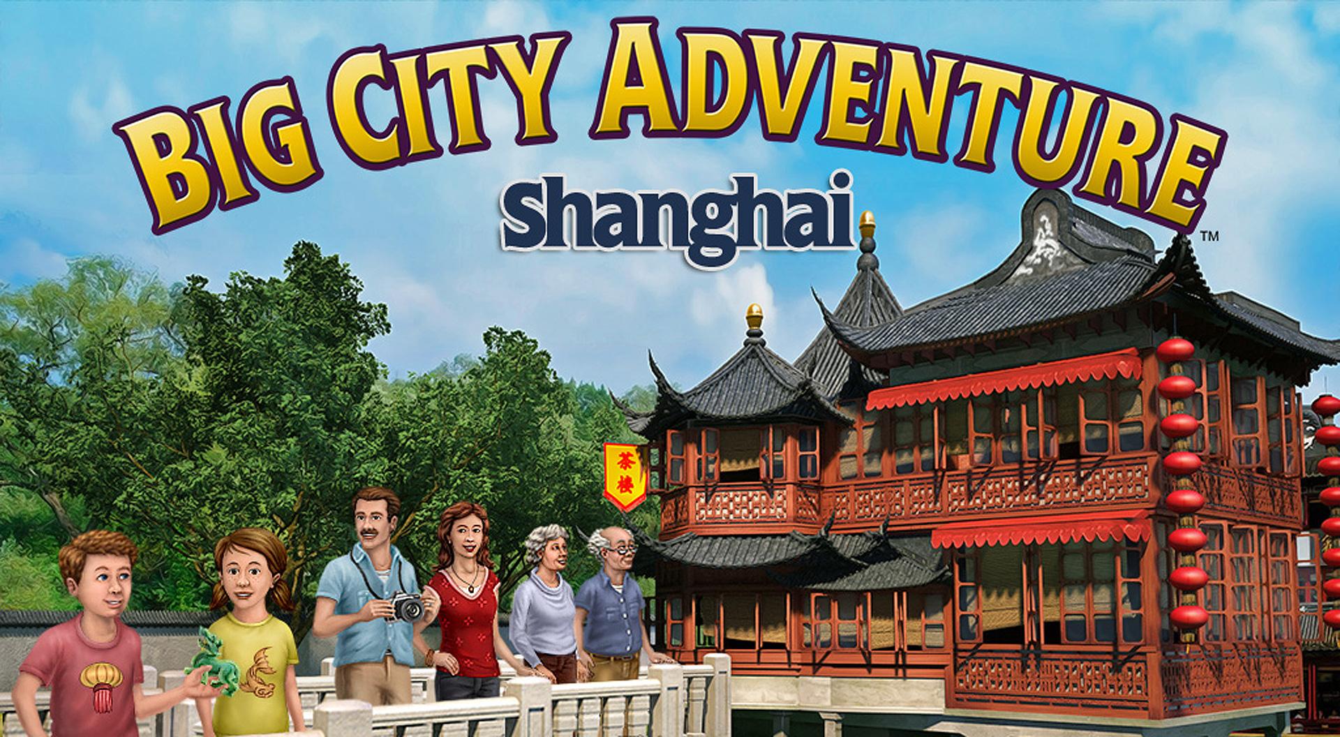 Big City Adventure: Shanghai Walkthrough