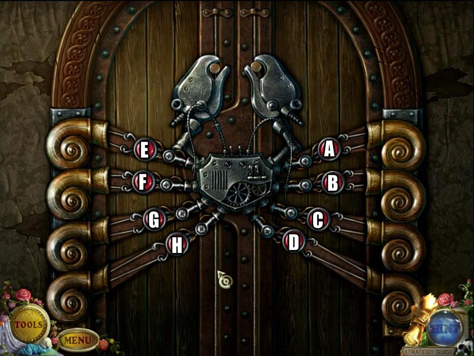 PuppetShow Return to Joyville Crab Door Lock Puzzle Solution
