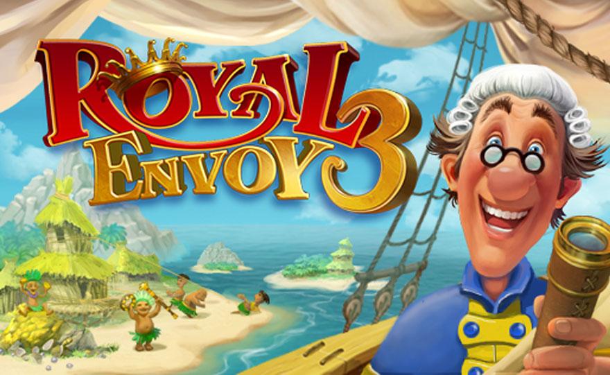Royal Envoy 3 Walkthrough