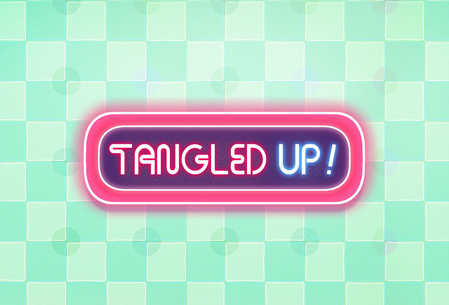 Tangled Up Walkthrough