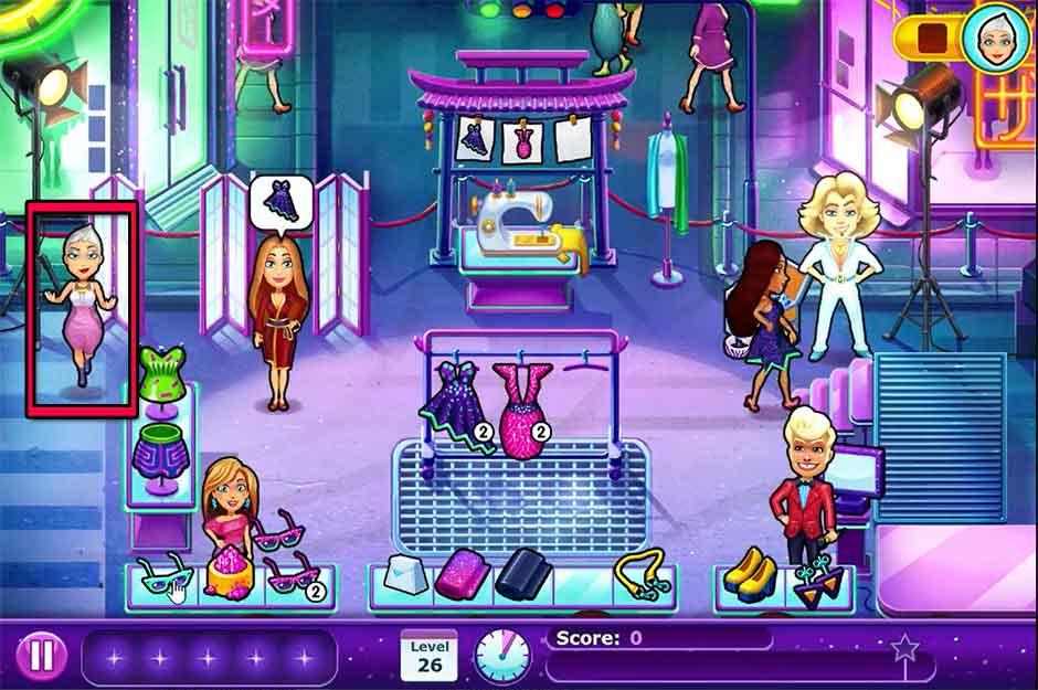 Fabulous - Angela's Fashion Fever - Level 26