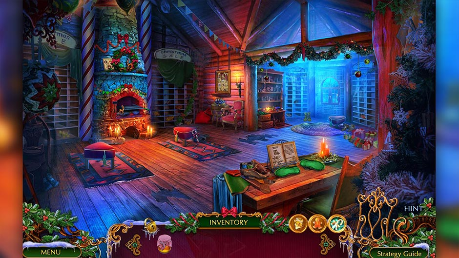 The Christmas Spirit - Mother Goose's Untold Tales Deluxe - Zylom