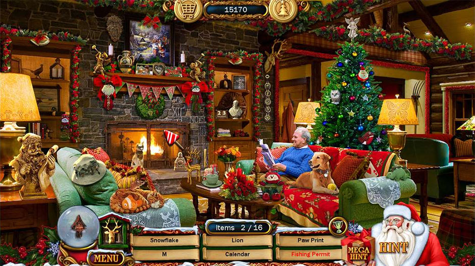 Christmas Wonderland 6 Deluxe - Zylom